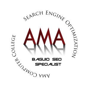 Ama Computer College Logo SEO