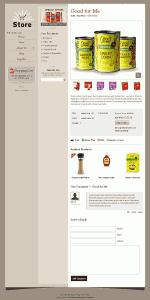 Wordpress Shopping Cart Store 2 List