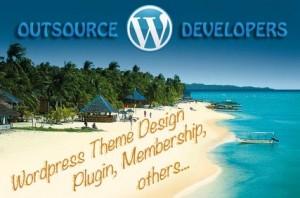 outsource wordpress developers
