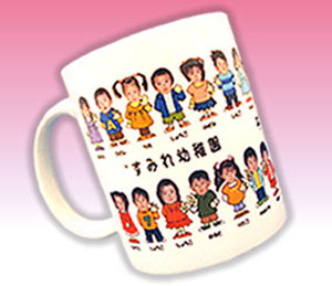 Face Mug Cup