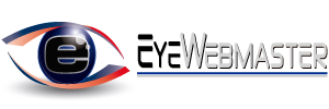 Eyewebmaster Logo - Webmaster Logo Experts