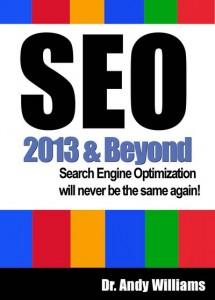 SEO 2013 and Beyond